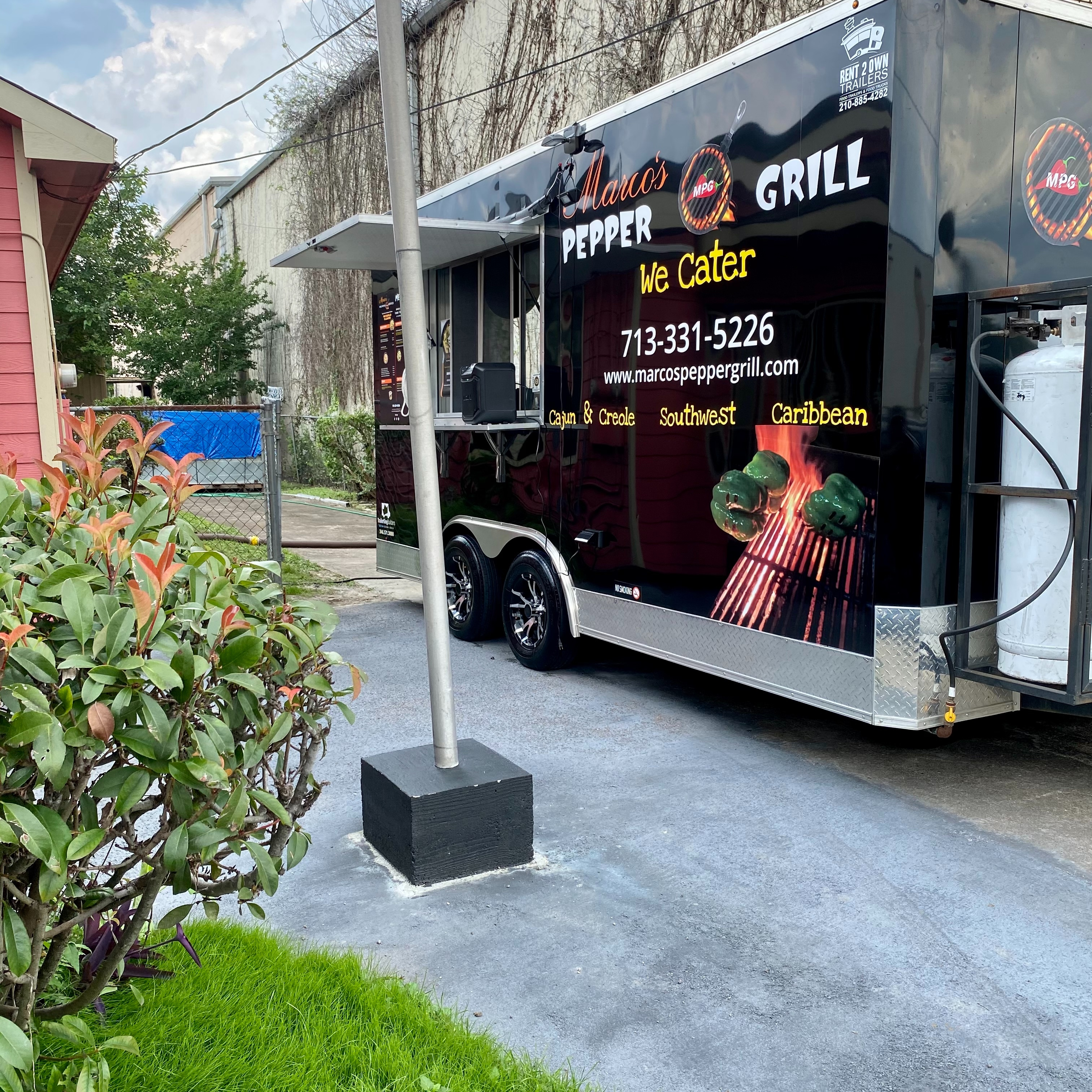 Marco's Pepper Grill food truck profile image
